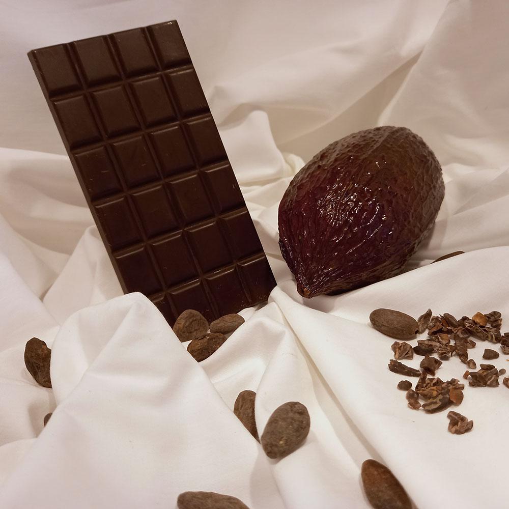 Pâte de Cacao 100% – chocolat noir