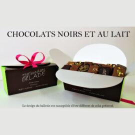 Ballotin 250g – chocolats panachés