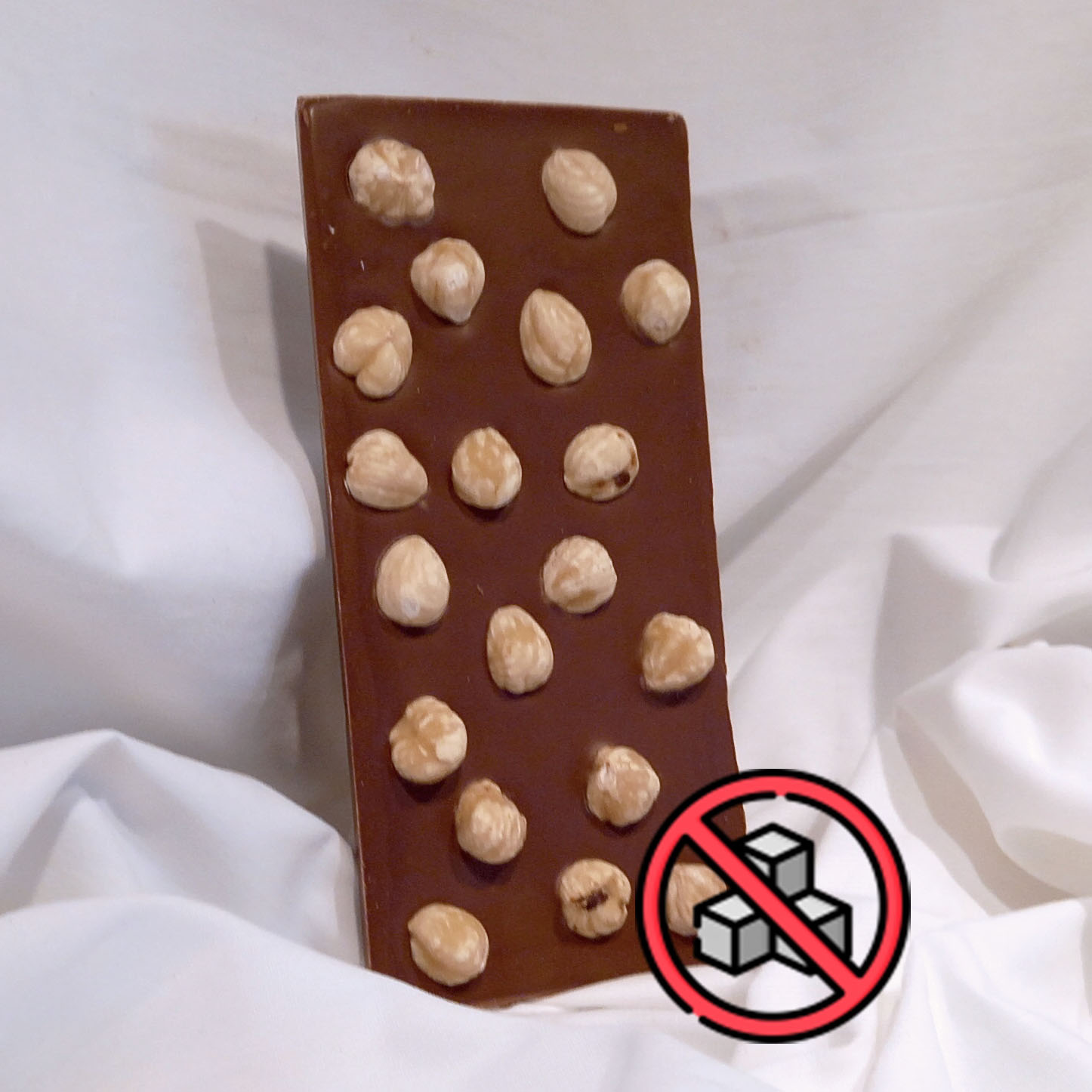 L'Équilibre Noisettes 35% – chocolat au lait