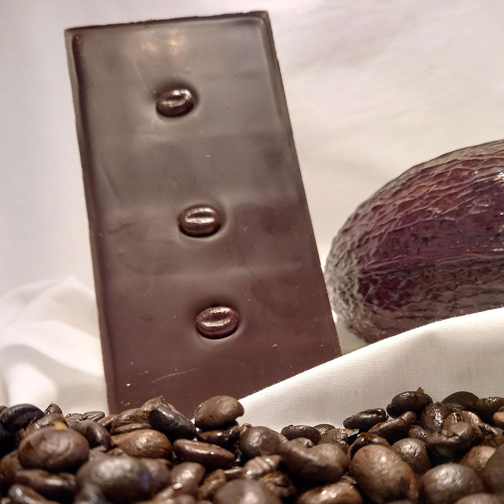 Création LADE Café – chocolat noir