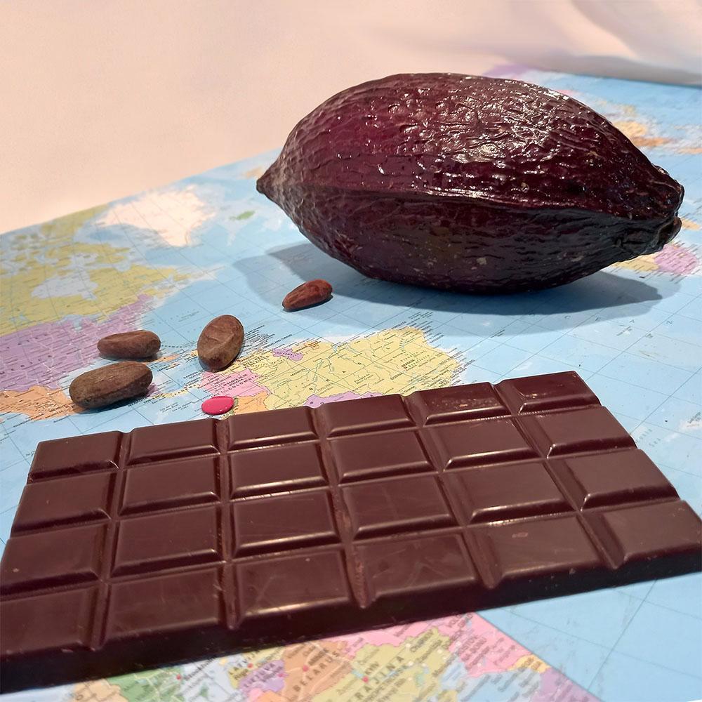 Équateur 76% – chocolat noir