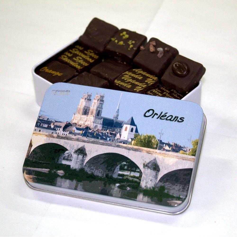 Boîte Orléans Noir