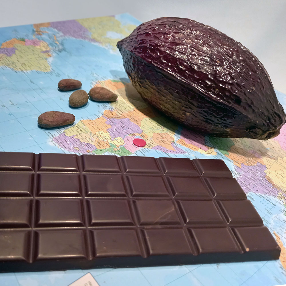 Tanzanie 75% – chocolat noir