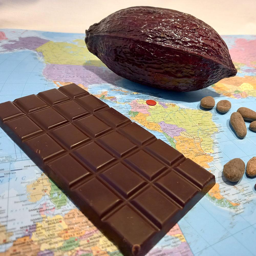 Venezuela 72.2% – chocolat noir