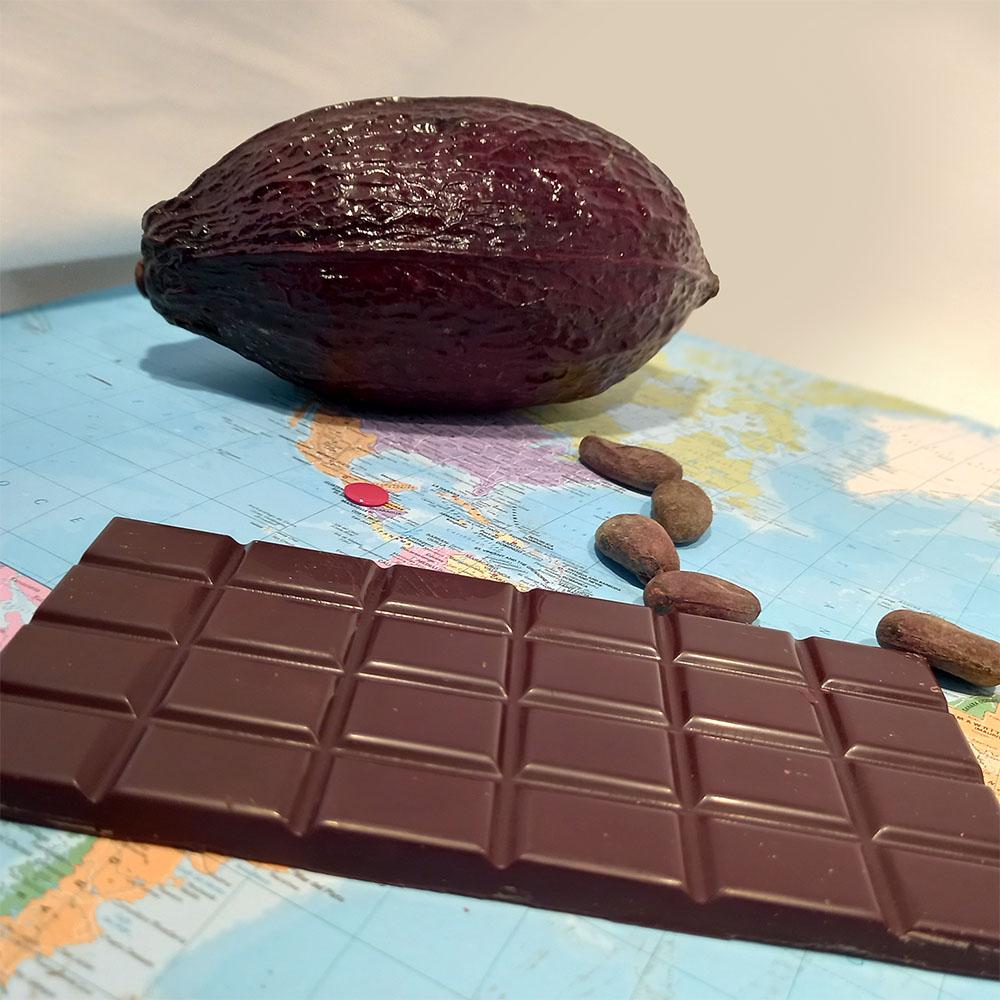Bélize 64% – chocolat noir