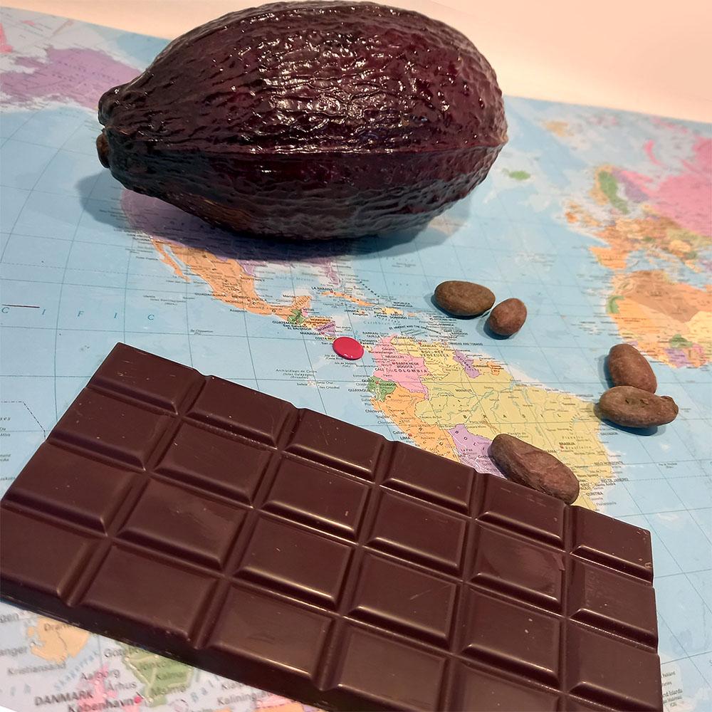 Costa Rica 64.5% – chocolat noir