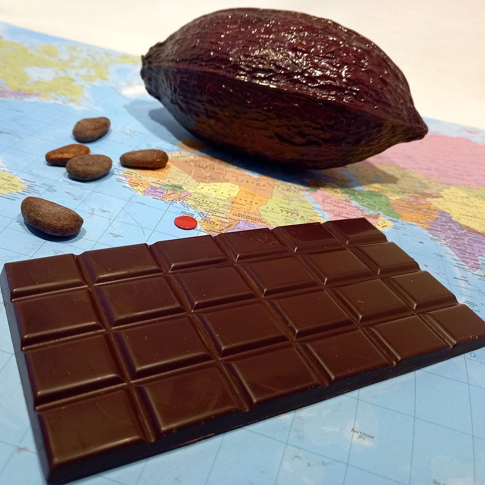 Sao Thomé 70% – chocolat noir