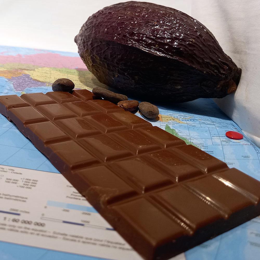 Vanuatu 44% – chocolat au lait