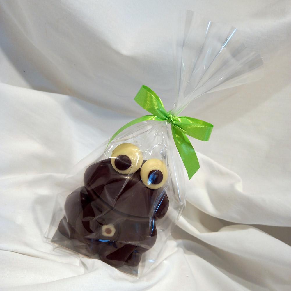 Grenouille – chocolat noir